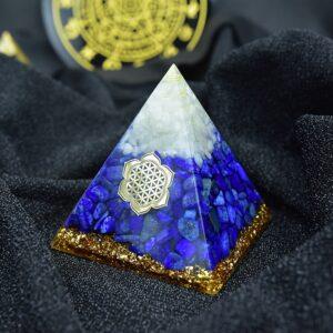 Pyramide Orgonite Zadkiel
