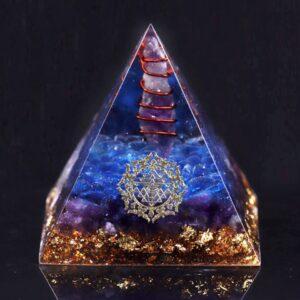 Pyramide Orgonite Voyage Astral