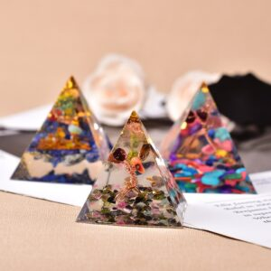 Pyramide Orgonite Energie De Guérison