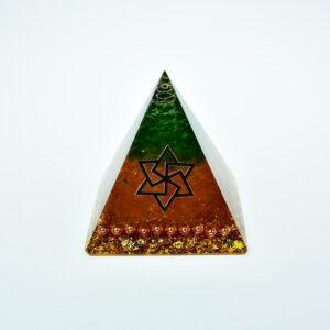 Pyramide Orgonite Energie Créative