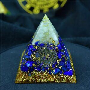 Pyramide Orgonite Mentale